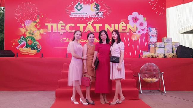 Tiệc tất niên Việt Trung Group 2019